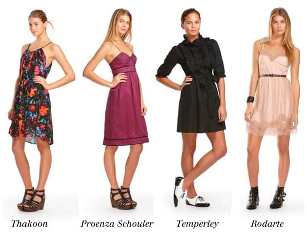 Target Go International Designer Collective Thakoon Rodarte, Temperley, Proenza Schouler