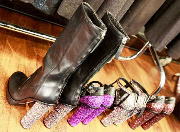 Versus Fall 2011 Collection Shoes Preview