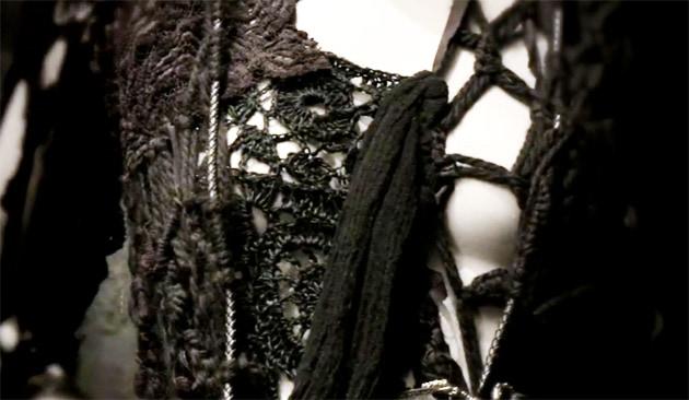 Black Swan Rodarte Costume Crochet