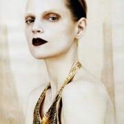 Guinevere Van In Seenus Vogue China April 2011 Editorial Full Metal Jacket Wearing Reed Krakoff