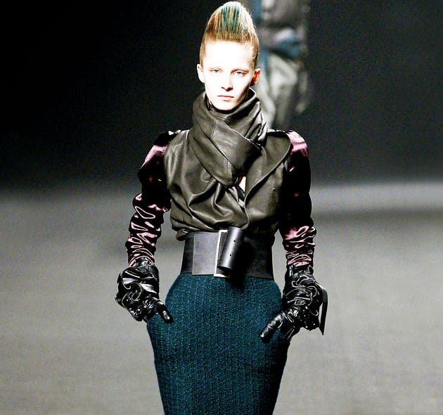 Haider Ackermann Fall 2011 Collection Dior Possibility