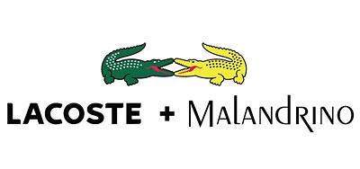 Lacoste + Malandrino Logo