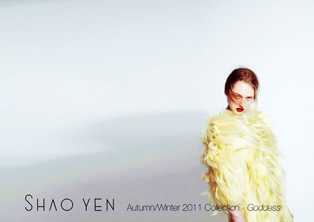 Shao Yen Fall 2011 Collection Lookbook