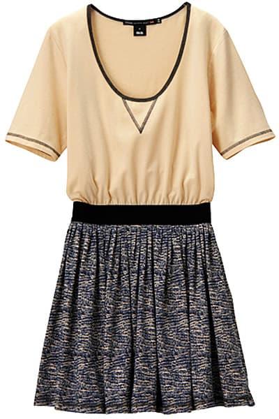 Vena Cava For Uniqlo Collection Beige Dress