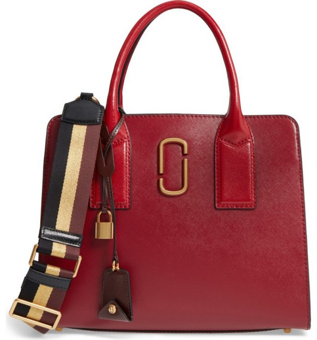 Big Shot tote bag by Marc Jacobs, $450 (Pic: Official Website)