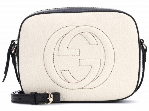 Camera Disco bag by Gucci @ Neiman Marcus, $1,190 (Pic: Official Website)