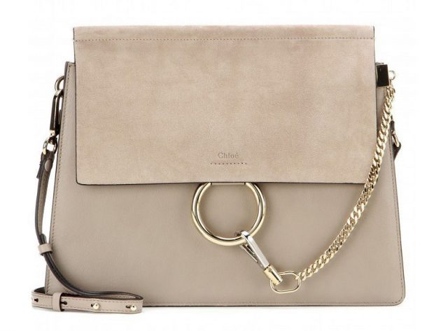 Faye leather bag by Chloe @ Harrods, $1,950 (Pic: Official Website)