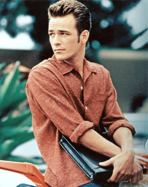 Dylan McKay, Beverly Hills 90210 (Pic: Courtesy)