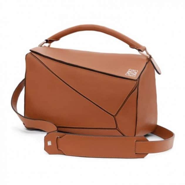 Puzzle bag by Loewe @ Bergdorf Goodman $2,350 (Pic: Official Website)