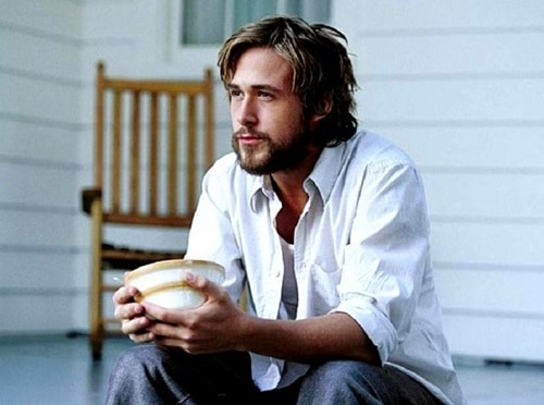 Ryan Gosling, The Notebook (Pic: Courtesy)