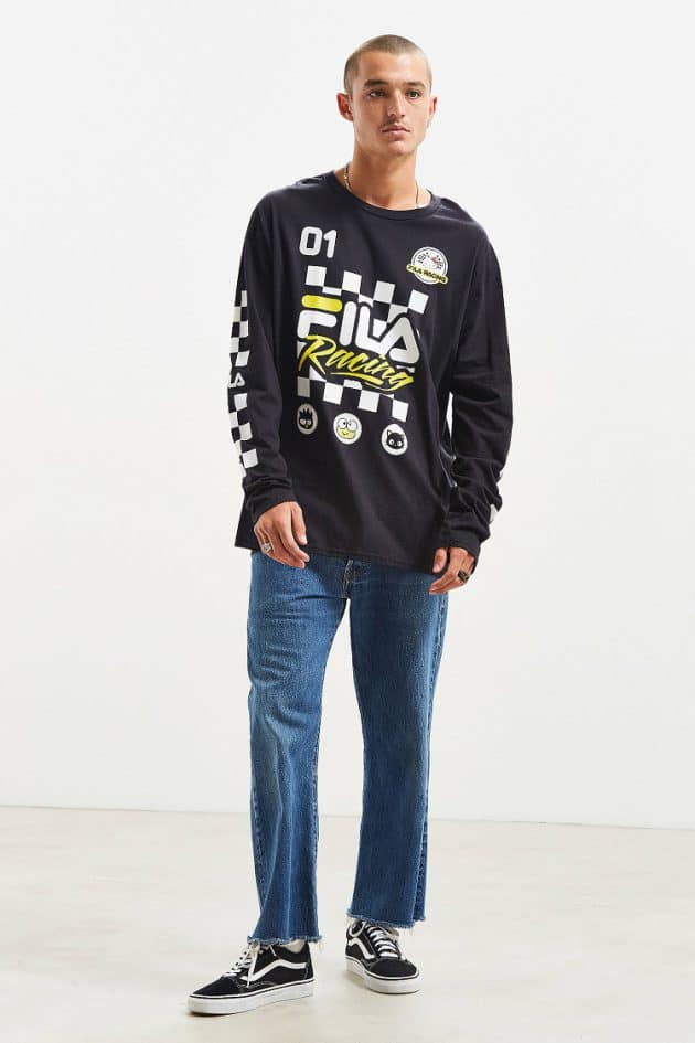 Fila X Sanrio for Urban Outfitters, $49 (Pic: Official Website)