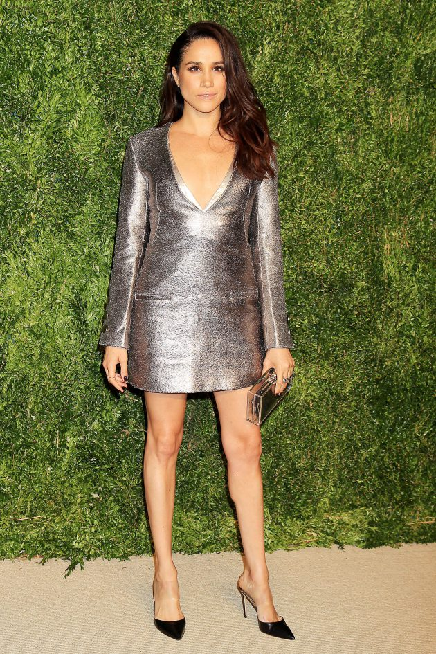 Meghan Markle, CFDA Vogue Fashion Fund Awards, New York - 02 Nov 2015 (Photo by Dave Allocca/StarPix/REX/Shutterstock)