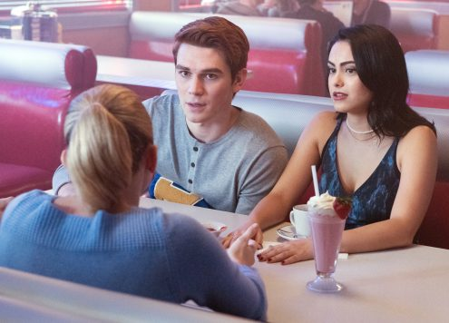 Riverdale (Pic: Dean Buscher/The CW -- © 2017 The CW Network)