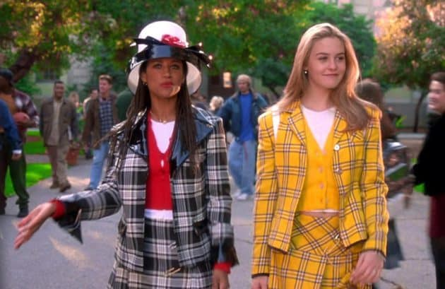 Dionne Davenport & Cher Horowitz, Clueless (Pic: Courtesy)