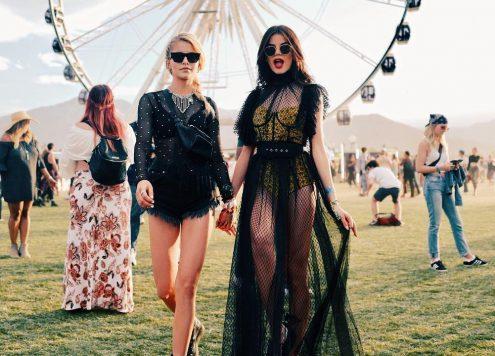 Caro Daur, Coachella 2018 (Pic: Caro Daur Instagram)
